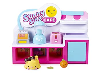Side By Side Kühlschrank Tür Quietscht : Amazon smooshy mushy sunny side café spielset