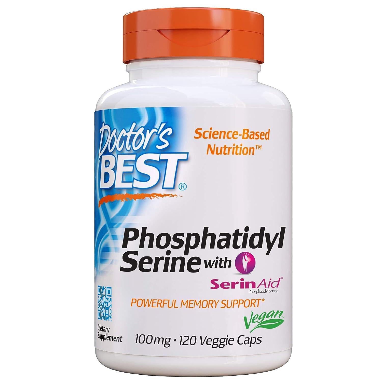 Doctor s Best Best Phosphatidyl Serine 100, 120-Count