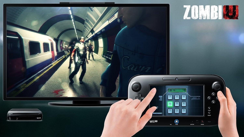 Amazon.com: ZombiU - Nintendo Wii U: Video Games