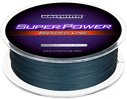 Penn Super X High Performance Braid 50 LB 300 M 0.33 mm Yellow Colour