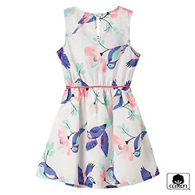 Amazon.com: OFFCORSS Toddler Girls Sleeveless Cute Summer Dresses | Vestido Corto para Niña: Clothing