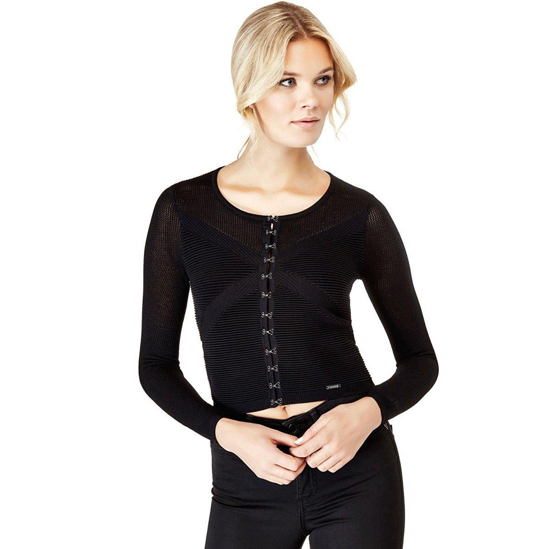 Cardigan Fulvia Amazon Donna it Abbigliamento Guess vqda1v