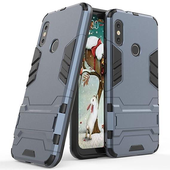 Amazon com: Xiaomi Mi A2 Lite Case, Xiaomi Mi A2 Lite Hybrid