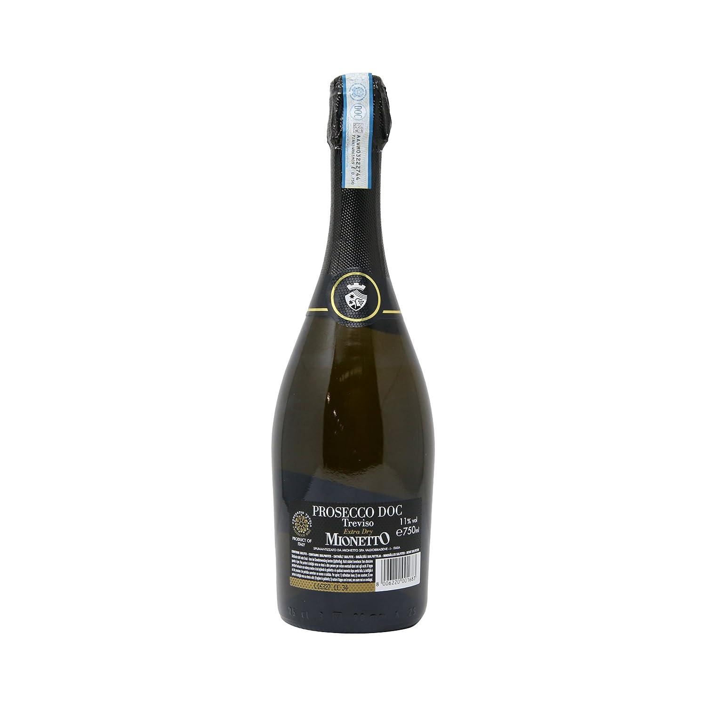 Mionetto Prosecco DOC Treviso Wine, 750 ml: Amazon.co.uk: Prime Pantry