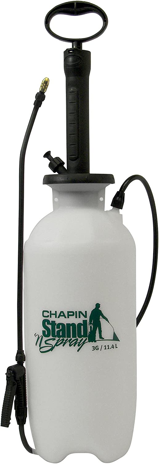 Chapin International 29003 N Spray No Bend Sprayer, 3 gal