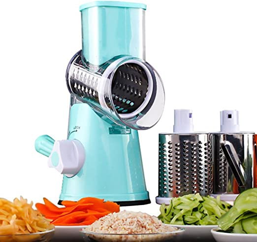 Useful Stainless Steel Fruit Vegetable Peeler Grater With Non Slip Grip LH