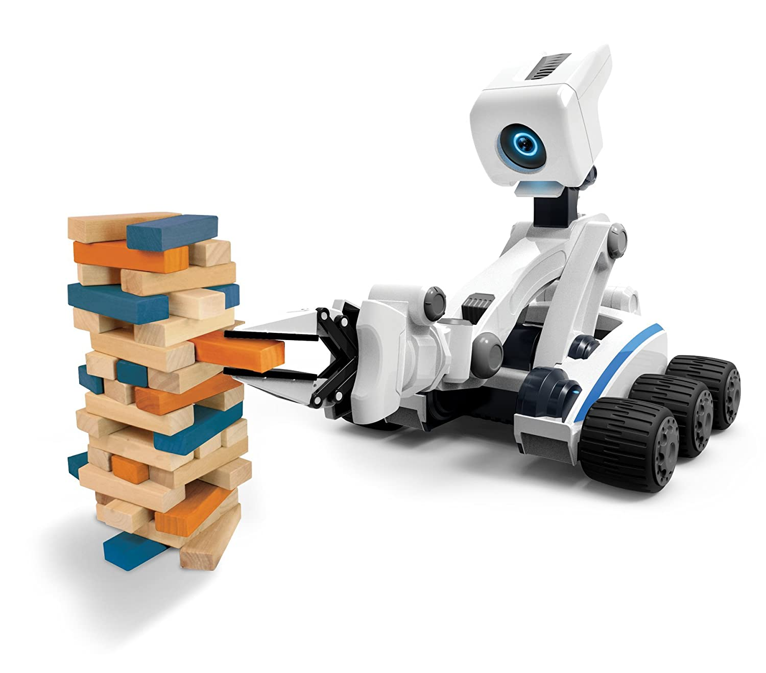 Amazon Mebo Robot With 5 Axis Precision Controlled Arm