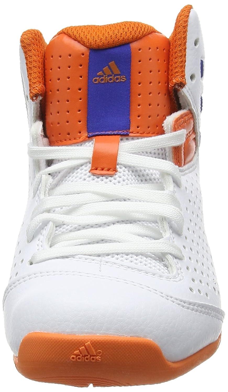 Adidas Adidas Adidas NXT LVL SPD IV NBA K Scarpe da Basket Bambino B01HO3NW64 37 1 3 EU Bianco (biancao (Ftwbla   blu   Naranj))   Per La Vostra Selezione    Bel Colore    Online Shop    Caratteristiche Eccezionali    Qualità In Primo Luogo  94e721
