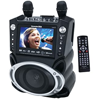 Karaoke USA GF830