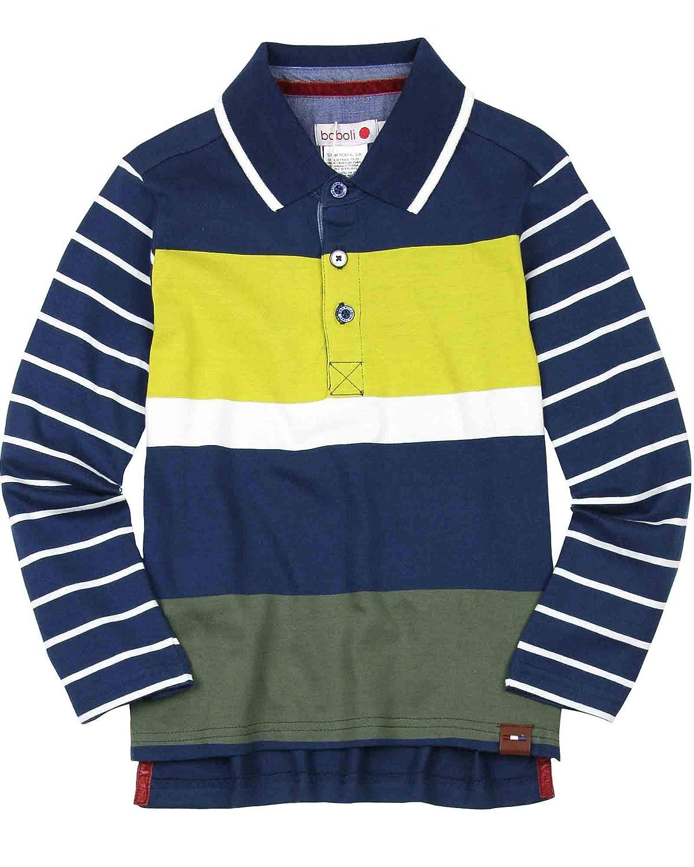 Boboli Boys Multi Striped Polo Sizes 4-16