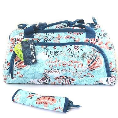 107277a385 Amazon.com  Travel bag  Gabol  turquoise (47x25x21.5 cm  (0.00  x9.84  x8.46  ) ).  Clothing