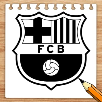 Amazoncom How To Draw Logo Foot Ball Appstore For Android