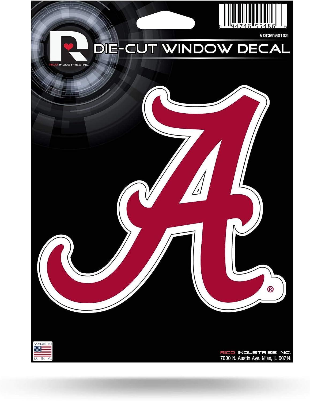 Rico Industries NCAA Unisex Die Cut Vinyl Decal