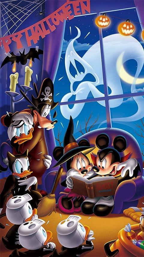 ディズニー ホーンテッドパーティー XFVGA(480×854)壁紙 画像72619 スマポ