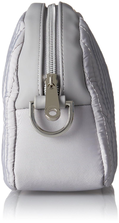 Whiz, Womens Cross-Body Bag, Grau (Paloma), 7x15.5x21 cm (B x H x T) Fiorelli