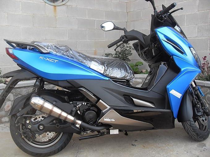 Kymco K-XCT 300 es decir 2013 – 2014 (sistema de escape para moto ...