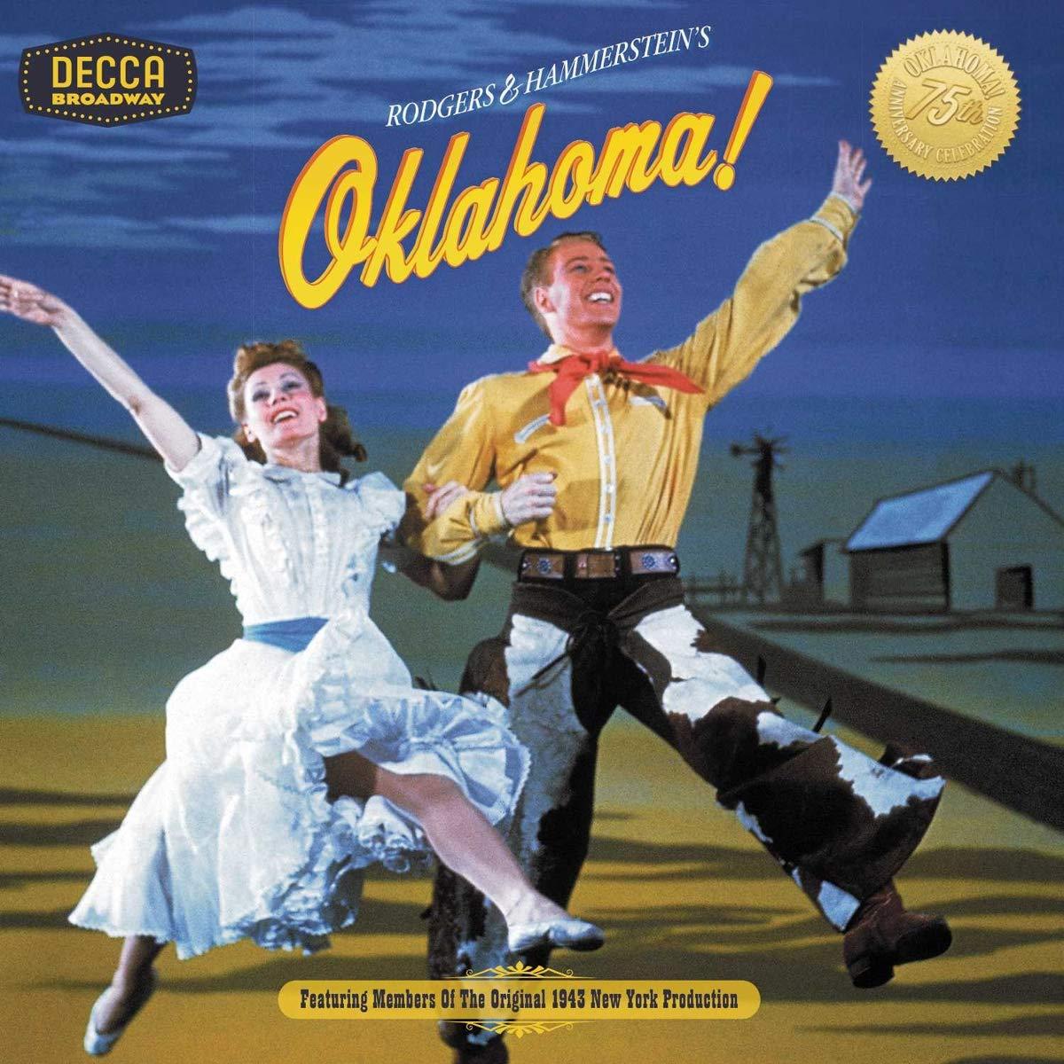 Oklahoma Original Cast Anniversary Album Max 81% OFF 75th Max 41% OFF