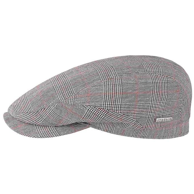 Stetson Coppola Ballico Wool Check Uomo  cfa8da5b14e8