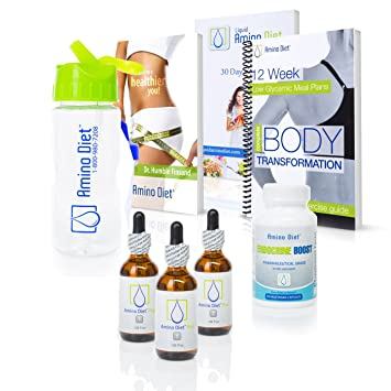liquid amino acids and weight loss
