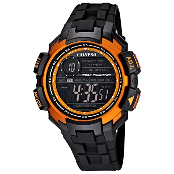 Genuine Calypso Digital Watch -Chrono (k5595-4)