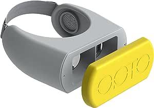 OPTO Air Virtual Reality Headset, Yellow