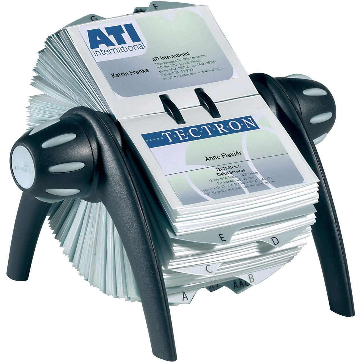 VISIFIX Business Card Files, (DBL241701) by Visifix