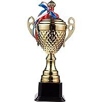 Juvale winningskostuum - grote trofee met 38,6 cm hoogte - voor wedstrijden, sporttoernooien, schoolwedstrijden…