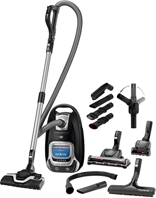 Rowenta RO7485EA Silence Force Full Care Pro - Aspiradora con ...