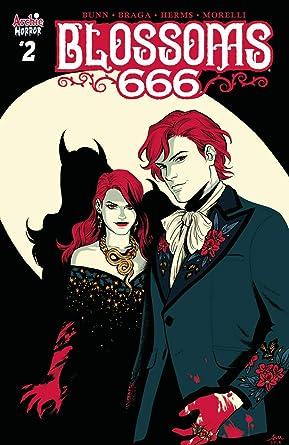 BLOSSOMS 666 #3 COVER A BRAGA ARCHIE COMIC PUBLICATIONS NM 1ST PRINT 2019