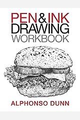 Pen and Ink Drawing Workbook: 2 Pasta blanda