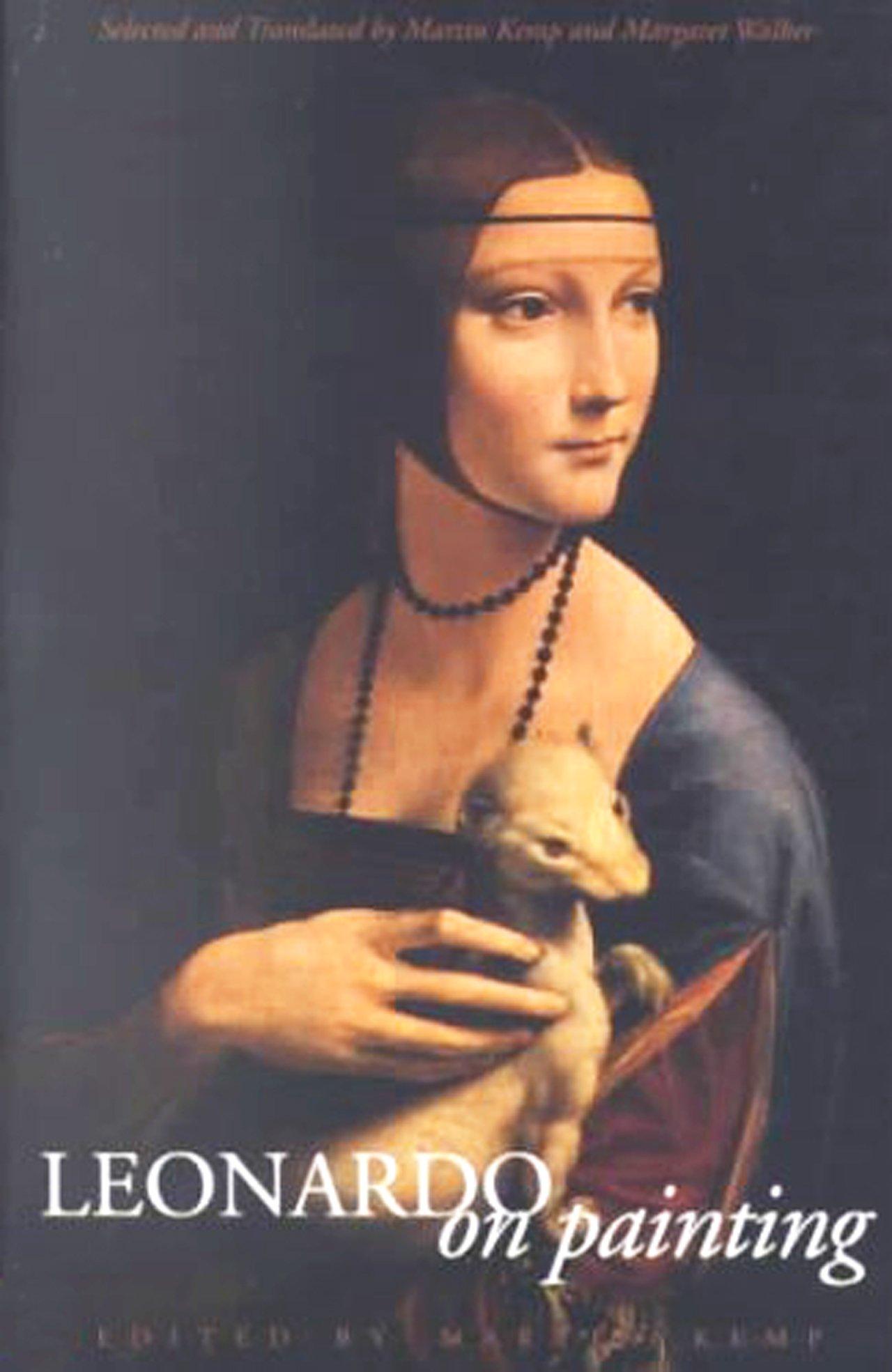 proof leonardo da vinci the book of paint volume 1