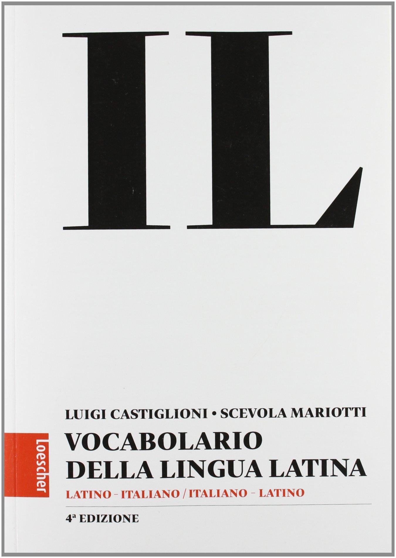 dizionario il latino