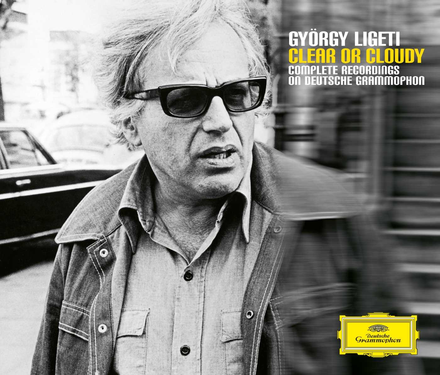 Clear or Cloudy: Complete Recordings on Deutsche Grammophon by CD