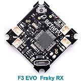 BETAFPV F3 EVO V1.1 Whoop Flight Controller Brushed Long Range Version with Native Frsky Receiver
