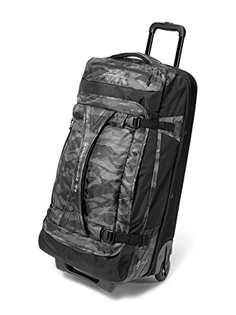 Image Unavailable. Image not available for. Color  Eddie Bauer Unisex-Adult Expedition  Drop-Bottom Rolling Duffel ... 8cbf7e440e