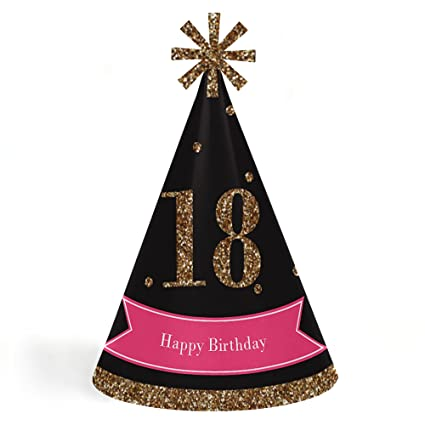 Amazon Chic 18th Birthday