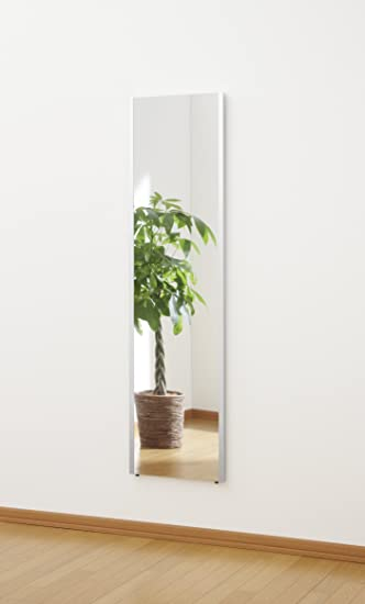 Amazon|割れない軽量な鏡40×150...