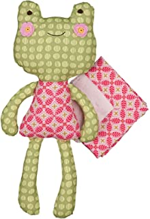Lolli Living Plush And Blanket   Sofia Frog