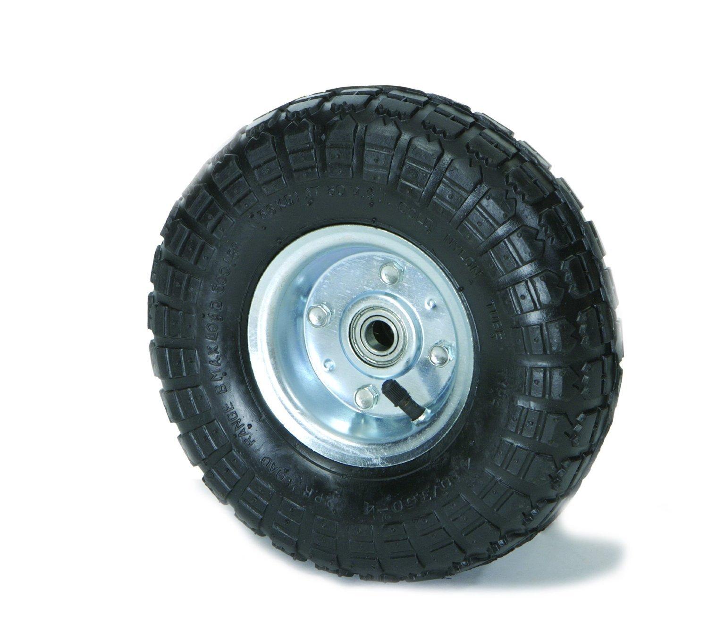 Piluno® rueda para carretilla de mano (250 x 90 mm) - (Neoteric diseño): Amazon.es: Bricolaje y herramientas