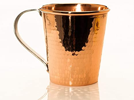 Sertodo Copper Moscow Mule Mug Set
