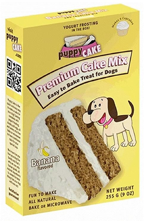 Image Unavailable Not Available For Color Dog Cake Mix Plus Frosting Treat Birthday