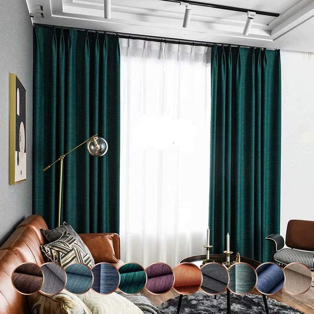 Leadtimes Thermal Blackout Curtains Privacy Gromme Japan Maker New Bedroom Ranking TOP3 Linen