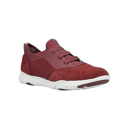 Geox U Nebula SA, Sneaker Slip on Uomo