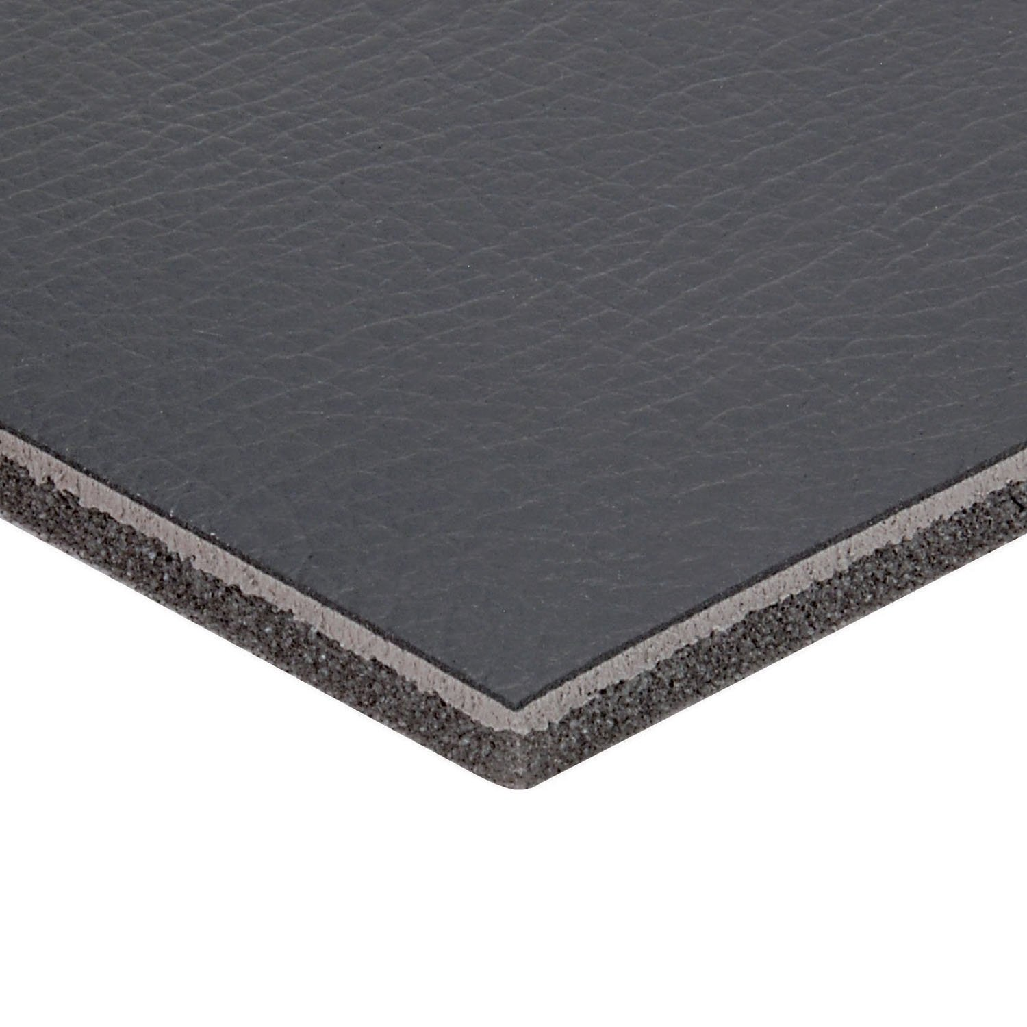 Design Engineering 050120 Boom Mat Leather Look Sound Barrier and Insulation, 24'' x 48''