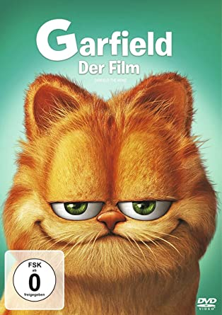 Amazon Com Garfield 1 Dvd Movies Tv
