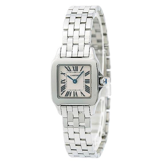 reputable site 6f8bc 0c804 Cartier Santos Demoiselle Quartz Female Watch W25064Z5 ...