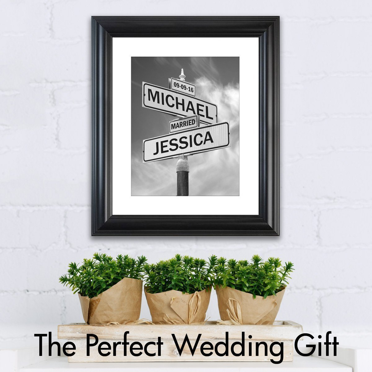 Amazon Personalized Wedding Gift