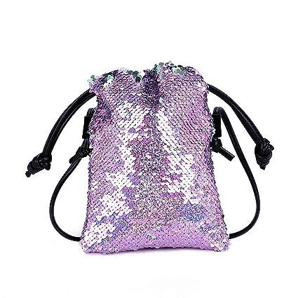 dbb21f4a16b3 Amazon.com | Women Small Bag Wild Messenger Bag Hook Bag Shoulder ...