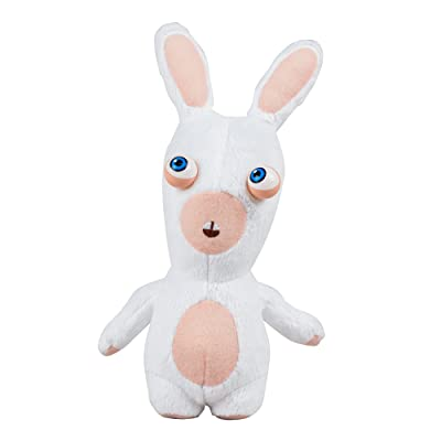 McFarlane Toys Rabbids Series 1 Plush with Sound Hoo-Bwaaah Figure: Toys & Games