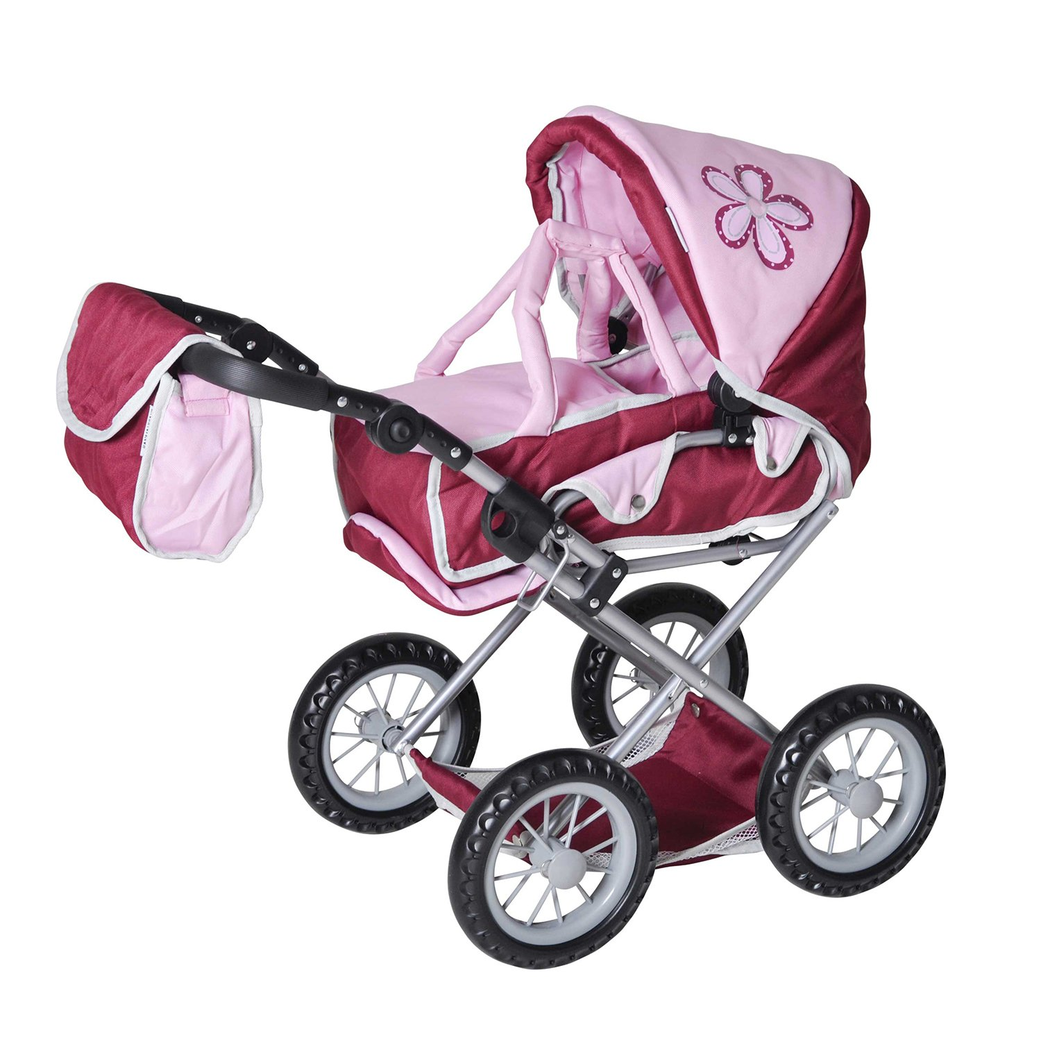 Knorrtoys Knorrtoys Knorrtoys 63153 - Puppenkombi Ruby - ROT and rose f7322b